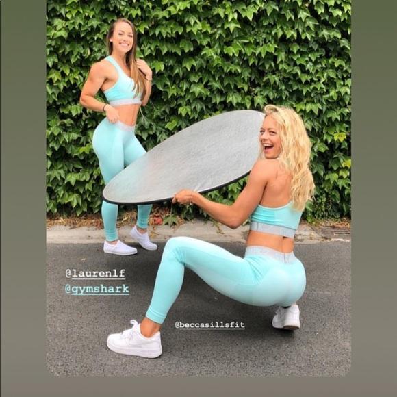 de975bfdd27af Gymshark Pants | Iso Pop Up Flex Sets | Poshmark